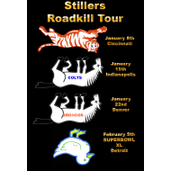 Design ~ roadkill_tour