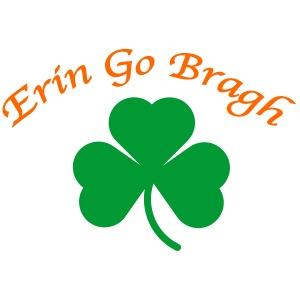 Erin Go Bragh Shamrock