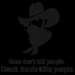 Chuck Norris tue