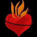 sacredheartworn