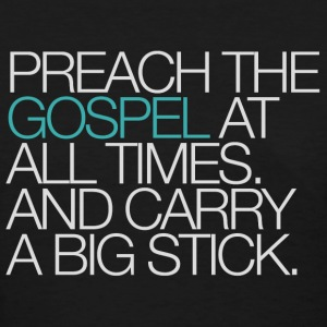 Preach the Gospel - Women's T-Shirt