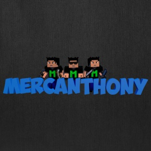 Minecraft Mercanthony Tote Bag - Tote Bag