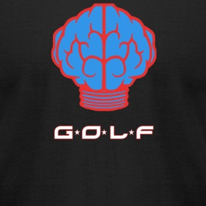 GOLF WANG - Men's T-Shirt by American Apparel