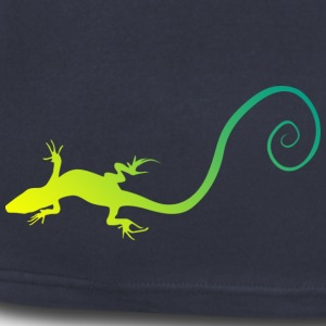 Lizards T-Shirts - Men's V-Neck T-Shirt by Canvas