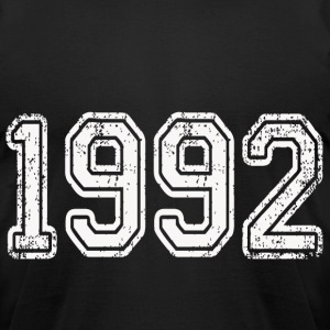 Your Birth Year - Men's T-Shirt by American Apparel