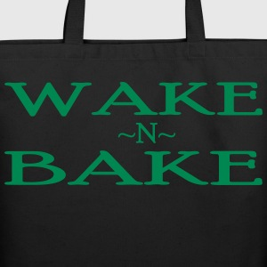 WAKE N BAKE - Eco-Friendly Cotton Tote