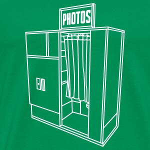 Photobooth.net Men's Premium T-Shirt - Men's Premium T-Shirt