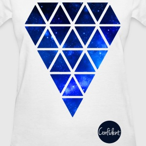 Galaxy Diamond Women's T-Shirts - Women's T-Shirt