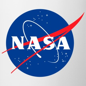 NASA Logo Mug - Contrast Coffee Mug