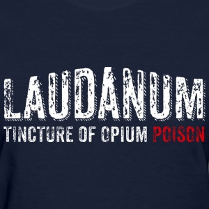 Laudanum (distressed) - Women's T-Shirt