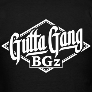 GUTTA GANG BGz - Men's T-Shirt