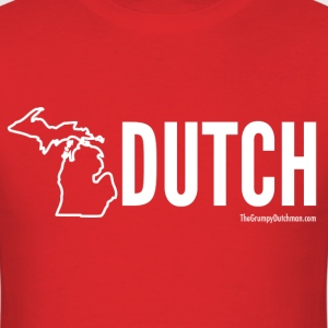 Michigan Dutch (white) - Men's T-Shirt