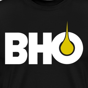 BHO Oil Drop - Men's Premium T-Shirt