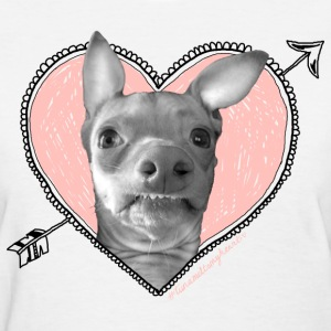 Tuna Heart - Women's T-Shirt