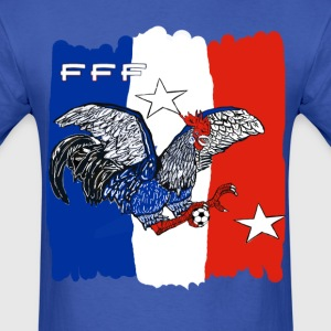 France Soccer (Football) - Men's T-Shirt