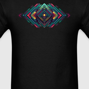 Retro Diamond - Men's T-Shirt