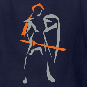 Female Knight - Kids' T-Shirt