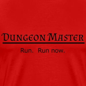 Dungeon Master: Run Now - Men's Premium T-Shirt