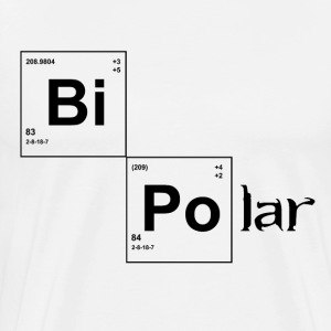 Elemental Bi-Polar T-Shirt - Men's Premium T-Shirt