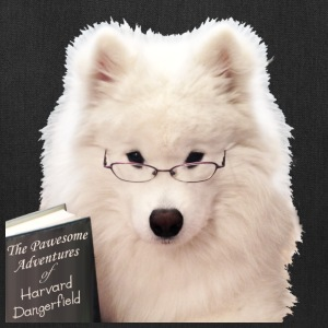 The Pawesome Adventures of Harvard Dangerfield - Tote Bag
