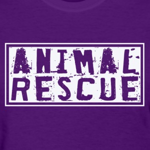 Animal Rescue - Women's T-Shirt