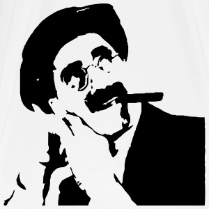 Groucho Marx II - Men's Premium T-Shirt