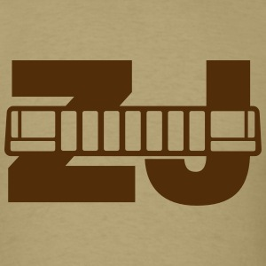 Jeep ZJ grill - Autonaut.com - Men's T-Shirt