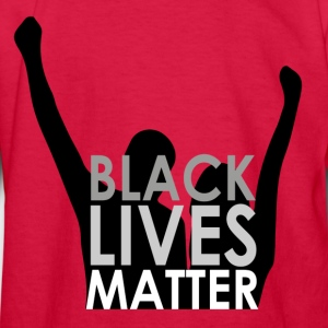 Black Lives Matter Shirt - Kids' Long Sleeve T-Shirt