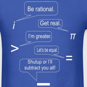Math Problems - Men's T-Shirt