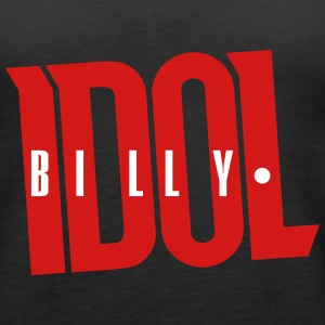 Billy Idol Tanks - Women's Premium Tank Top
