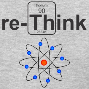 re-Think Nuclear - Women's T-Shirt