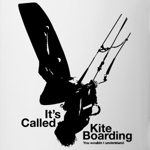 It Is Called Kiteboarding - Mug - Coffee/Tea Mug