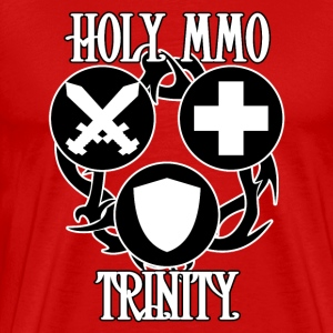 HOLY MMO TRINITY - Men's Premium T-Shirt