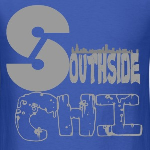 SOUTHSIDE CHICAGO - Men's T-Shirt