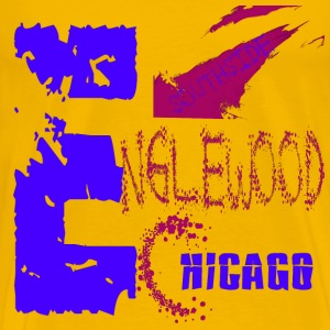SOUTHSIDE ENGLEWOOD CHICAGO - Men's Premium T-Shirt