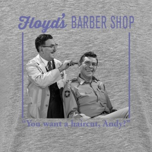 Floyd's Barber Shop - Men's Premium T-Shirt