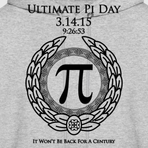 Ultimate Pi Day 3.14.15 9:26:53 BTXT Men's Hooded  - Men's Hoodie