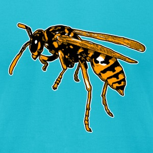 Wasp - Men's T-Shirt by American Apparel