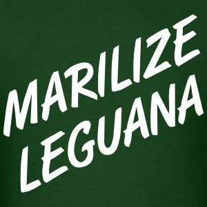 Marilize Leguana - Men's T-Shirt