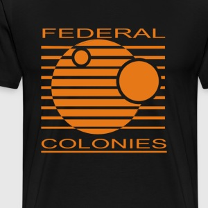 Federal Colonies – Total Recall - Men's Premium T-Shirt