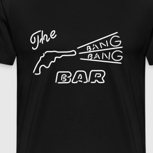 Twin Peaks – Bang Bang Bar - Men's Premium T-Shirt
