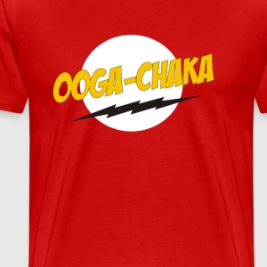 Ooga-Chaka song - Men's Premium T-Shirt