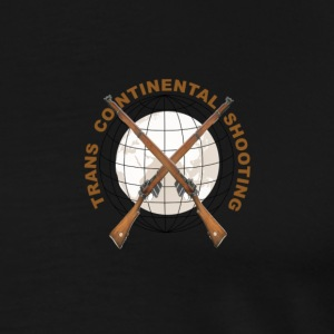 Transcontinental Logo  - Men's Premium T-Shirt
