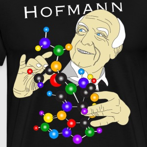 Dr. Albert Hofmann (The Origins of Religion) T-Shirts - Men's Premium T-Shirt