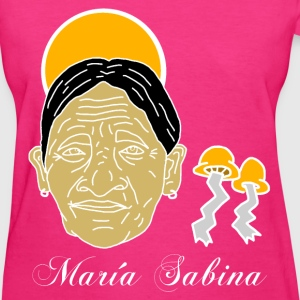 Maria Sabina (The Origins of Religion) Women's T-Shirts - Women's T-Shirt