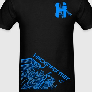 Hackinformer - Men's T-Shirt