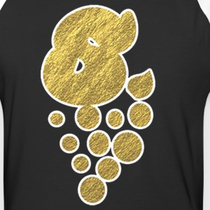Gold Raglan - Baseball T-Shirt