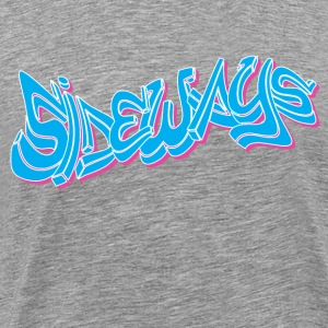 Sideways - Men's Premium T-Shirt