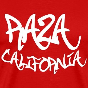 La Raza California - Men's Premium T-Shirt