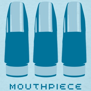 Mouthpieces - Men's T-Shirt